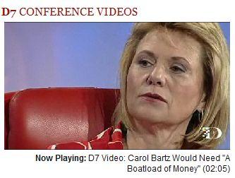 Carol Bartz