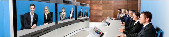 videoconferencia (fuente Tandberg)