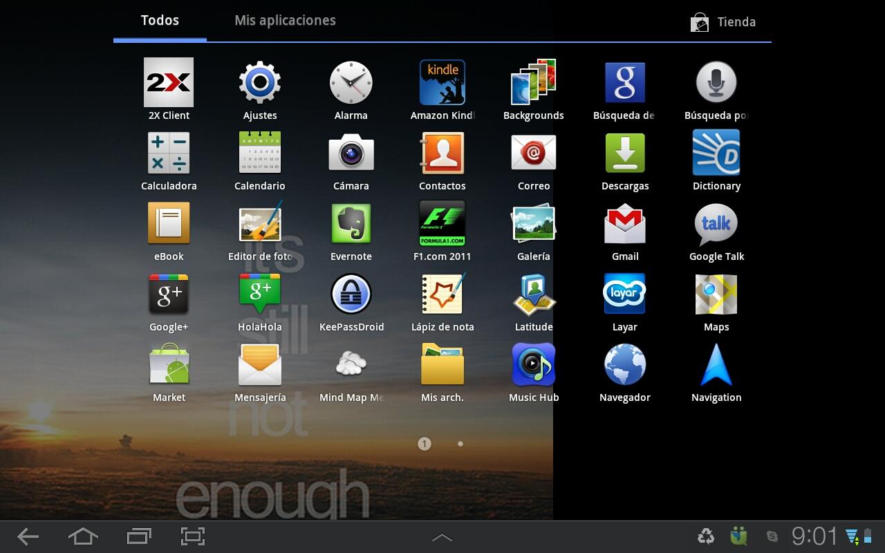 Samsung Galaxy Tab Primeras Impresiones Blog Salvador