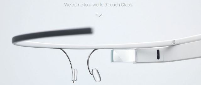 By oficial Google Glass website