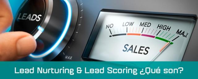 Lead Nurturing & Lead Scoring